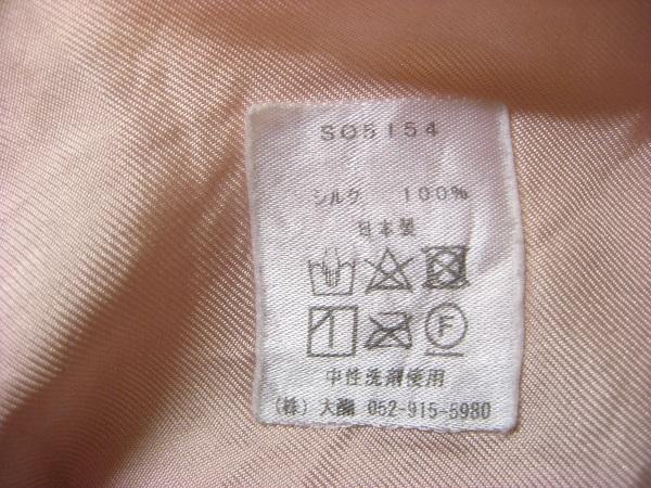 日本製のシルクナイトキャップ