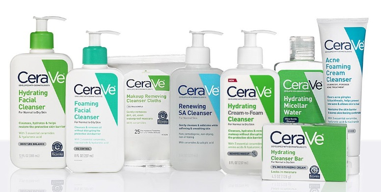 Cerave ハイドレーティングフェイシャルクレンザーの成分と効果